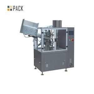 Rørfyllingsmaskin med høy kapasitet for kosmetisk plastkrem