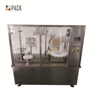 Dropper flaske essensiell olje cbd olje fylle maskin