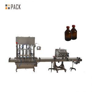 Høy nøyaktighet Automatisk smøreolje / smøreolje påfyllingsmaskin