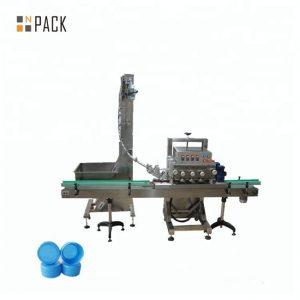 Automatisk roterende lukkemaskin for medisinsk flaske