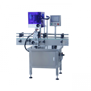 4 hjul produsent for automatisk capping machine