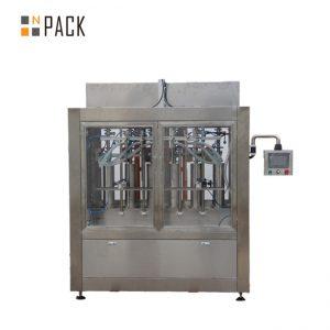 fabrikk kjemisk væske fylling maskin