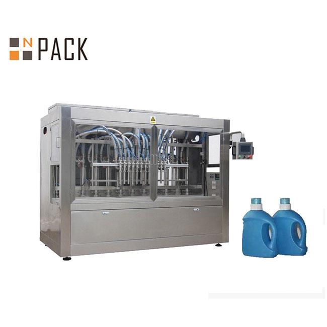 Foringstype motoroljeproduksjonslinje smøreoljefyllingsmaskin